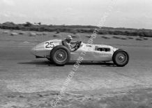 TALBOT LAGO Johnny Claes Ecurie Belge. Silverstone 1951 (B)